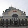 Железнодорожные вокзалы в Черемхово