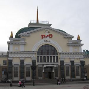 Железнодорожные вокзалы Черемхово