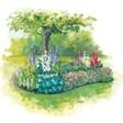 Курорт Усолье - иконка «сад» в Черемхово